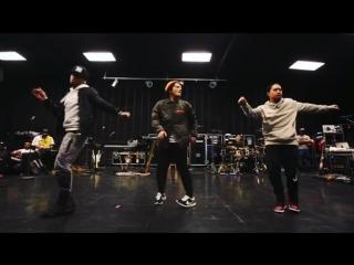 Bruno Mars X Rehearsal
