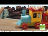 LEGO_DUPLO_Christmas_Number_Train