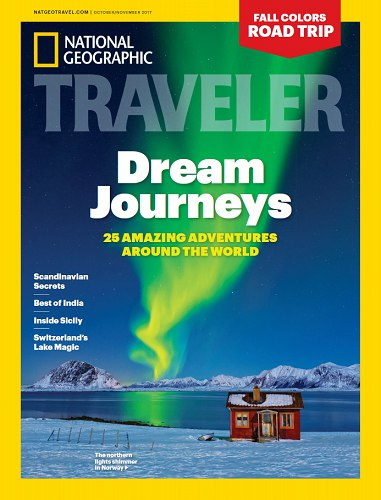 National Geographic Traveler USA OctoberNovember 2017