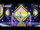 Oh My Girl Banhana - Banana Allergy Monkey @ Music Core 180407