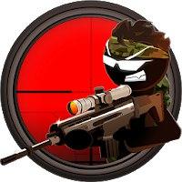 Установить  Stick Squad: Sniper Battlegrounds [Мод: много денег]