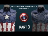 The Captain Without a Country Part 3- Weathering the Bodysuit!