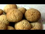 Овсяное печенье .Простой рецепт и быстрое приготовление.