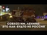 Как живут люди работающие в Совхозе им.  Ленина, которым управляет П.Н Грудинин