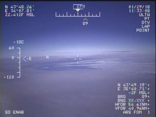 U.S. EP-3 Intercepted in the Black Sea
