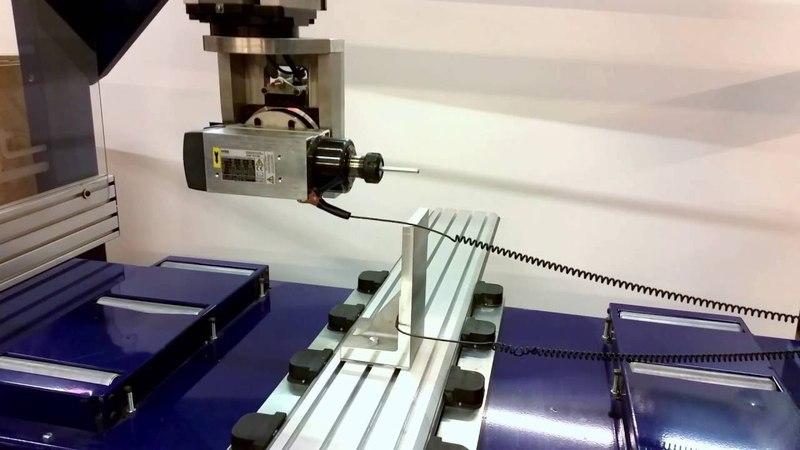 ShopBot 5-axis Tool A B Axis Calibration