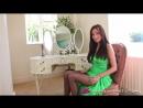 Libby Smith striptease