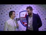 Дмитрий Чайковский о первом Чемпионате Москвы по компьютерному спорту