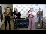 Clean Bandit вживую исполнили хит Rockabye (Elvis Duran Live)