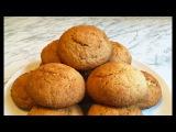 Овсяное Печенье / Oatmeal Cookies / Печень из Овсянки / Очень Простой Рецепт