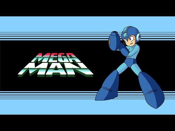 Megaman( NES) - All bosses no Damage, Standart Buster