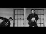 Elvis Presley - Jailhouse Rock _ Элвис Пресли - Тюремный рок 1957