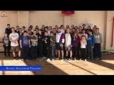 г. Любань посетил 9-кратный чемпион мира по кикбоксингу Вячеслав Тисленко