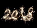 2018 NEW YEARS COUNTDOWN (10 seconds, 10 Sekunden, 10 seconds) HD 3D