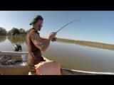 Рыбалка в Астрахани. Вот это рыбалка! Мечты сбываются. Клёв как на белых камнях