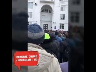 """""""Более 300 человек погибло... Я врач линейной бригады скорой помощи..."""" - Кемерово Митинг"""