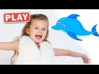 КУКУТИКИ PLAY - Микроб - Три Медведя - Поем Песенку со Златой - Море волнуется раз - Funny Kids Song