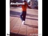 Уличный танец шафл Абу Бандит