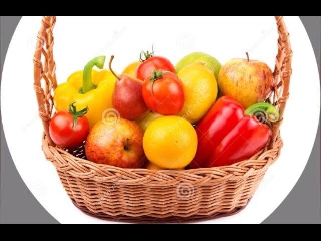 Продукты с отрицательной калорийностью,едим и худеем