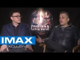 Marvel &amp IMAX Celebrate 10 Years Ahead of Avengers Infinity War