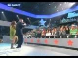 K Maro feat Francesca Femme Like You Live At Star Academy 2004 www FRap ru