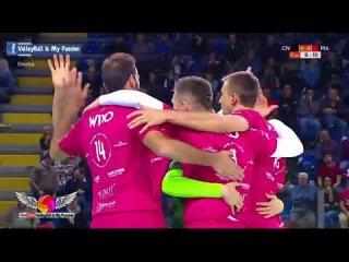 HD Lube Civitanova vs Piacenza | 17-11-2017 | Italia SuperLega UnipolSai A1 Volleyball 2017/2018