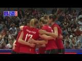 VNL - Волейбольная Лига Наций - Лучшее за неделю!