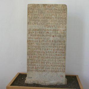 Этрусские надписи