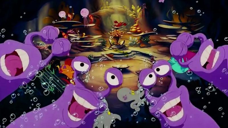 Новые приключения Маши в подводном царстве