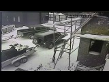 Как правильно загонять снегоход в кузов пикапа