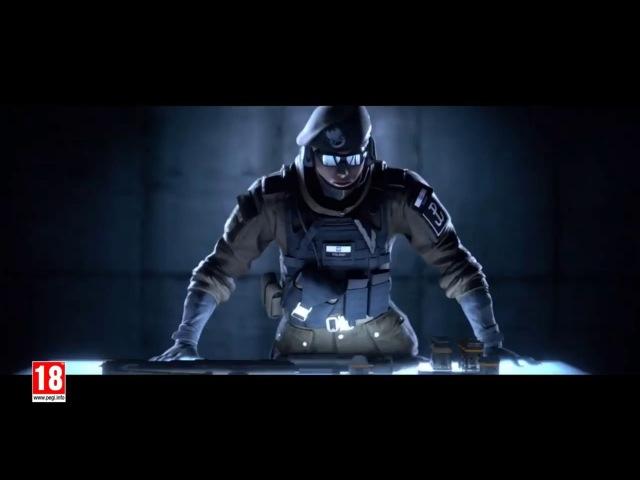 Rainbow Six Siege ролики оперативников 1●2●3 года