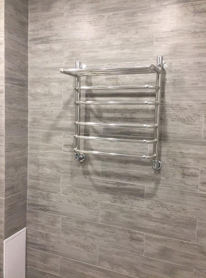 Ванная комната в хрущёвке