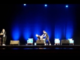 Прыгаем через козла, отрывок из Сцен из зала, Импровизация, Омск