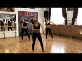 Daliya Dance Studio -  little bit warm-up for excellent mood and develop flexibility!