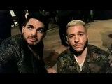 Adam Lambert &amp Ferras - 16052018 #2