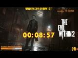 [18+] Шон играет в The Evil Within 2 (Xbox One) - стрим 2