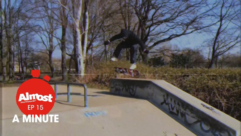 Almost A Minute EP15 Youness fun in the cold Yuri's varian flip Almost Ambassador Phillip Ceja
