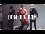1Million dance studio Bom Didi Bom - Nick Jonas / Jane kim Choreography