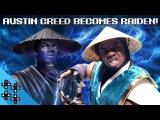 COSPLAYING as Mortal Kombats RAIDEN! - Expansion Pack
