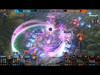 ACE Gaming VS. DetonatioN — epic!