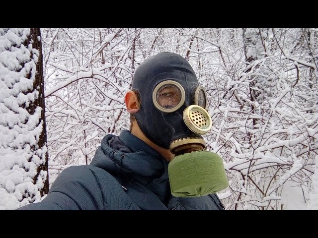Противогаз ПМГ-2 /Обзор противогаза малого габарита