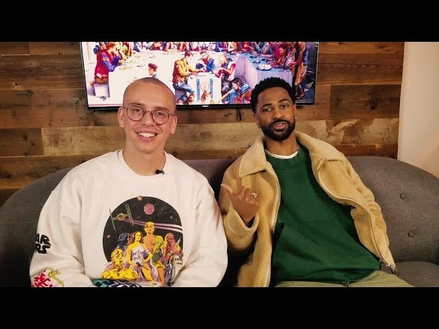 Logic on Power of Positivity Visualization, Talks 1-800-273-8255, Haters, Big Sean Surprise
