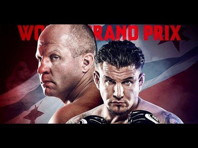 FEDOR EMELIANENKO vs FRANK MIR (Heavyweight Grand Prix Bellator 2018)