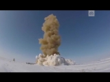 Видео пуска новой ракеты системы ПРО