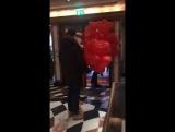 В нашем отеле отмечает др Вера Брежнева