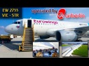 TRIP REPORT Eurowings Air Berlin VIENNA - STUTTGART Airbus A319