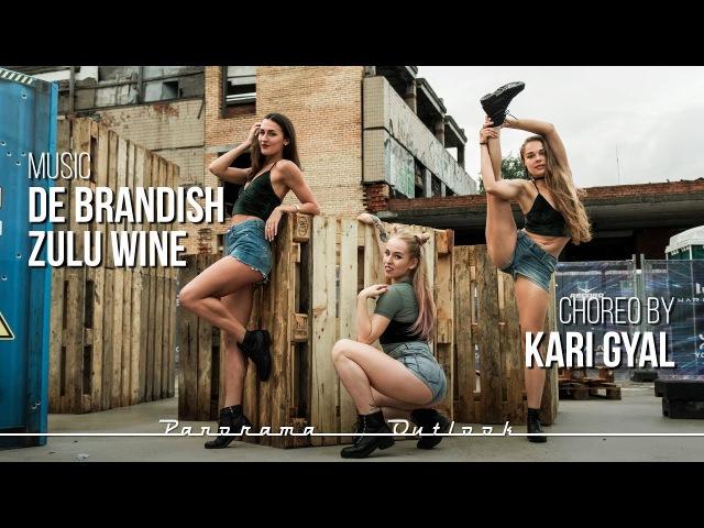KARI GYAL: Dancehall Presenter @ YOU CAN DANCE CAMP 2018