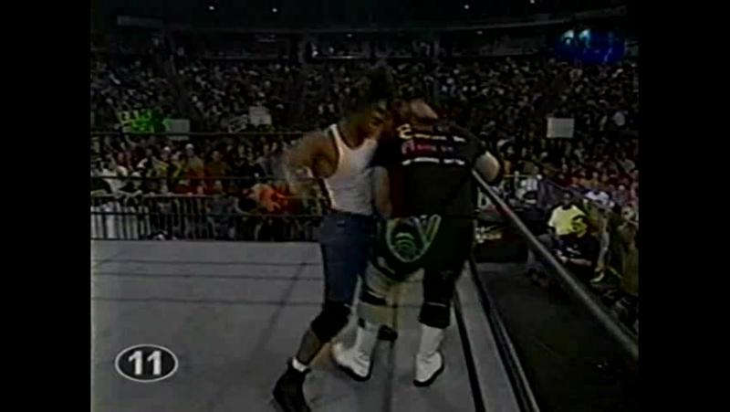 Титаны реслинга на ТНТ и СТС WCW Nitro May 24 1999