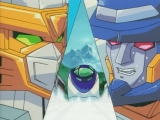 Transformers Robots in Disguise - 1x03 - Bullet Train to the Rescue