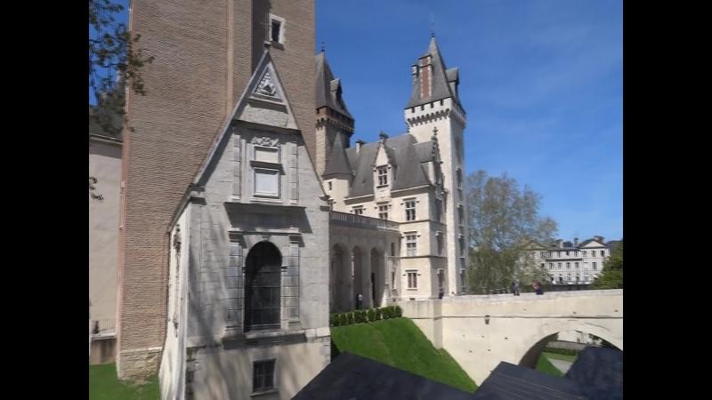 PAU (France) - Castle Henri IV - 18/04/2018